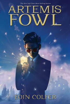 Artemis Fowl  image cover