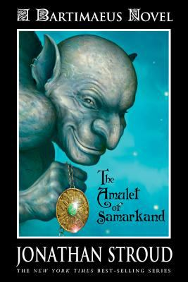 The Amulet of Samarkand  image cover