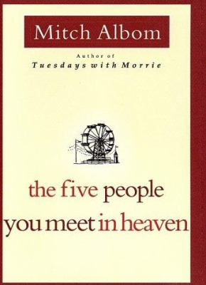 The Five People You Meet in Heaven  image cover