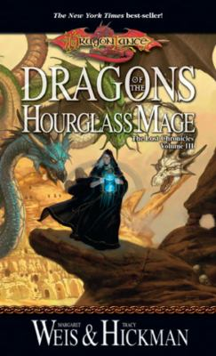 Dragons of the Hourglass Mage  cover