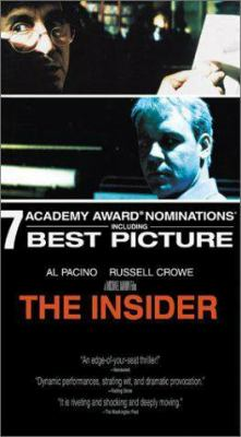 The Insider image cover