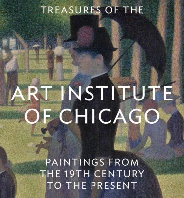 Treasures of the Art Institute of Chicago image cover