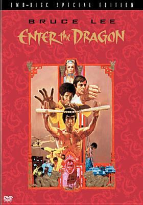 Enter the Dragon image cover