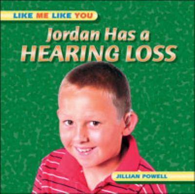 Jordan has a hearing loss image cover