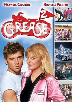Grease 2 image cover