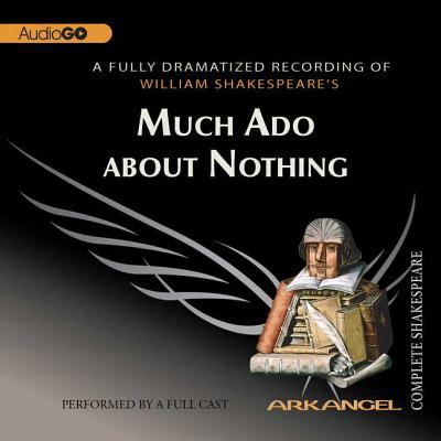William Shakespeare's Much Ado About Nothing  image cover