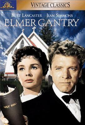 Elmer Gantry image cover