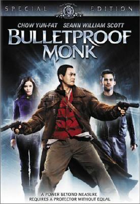 Bulletproof Monk image cover