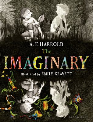 The Imaginary image cover