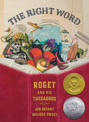 The Right Word: Roget and His Thesaurus image cover
