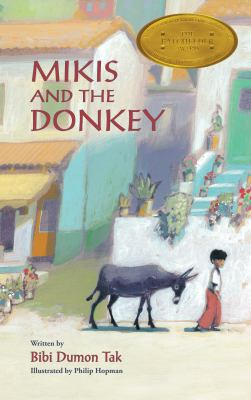 Mikis and the Donkey image cover