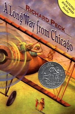 A Long Way From Chicago : a Novel in Stories  image cover