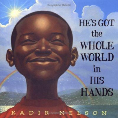 He's Got the Whole World in his Hands image cover