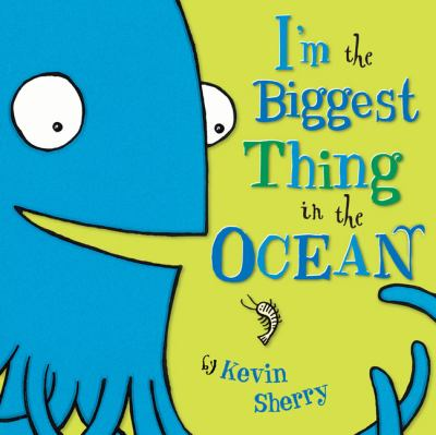 I'm the Biggest Thing in the Ocean  image cover