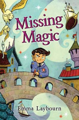 Missing Magic  image cover