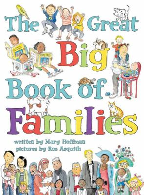 The Great Big Book of Families image cover