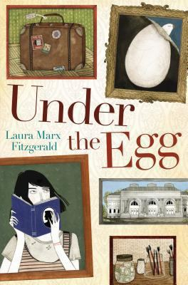 Cover image for Under the egg