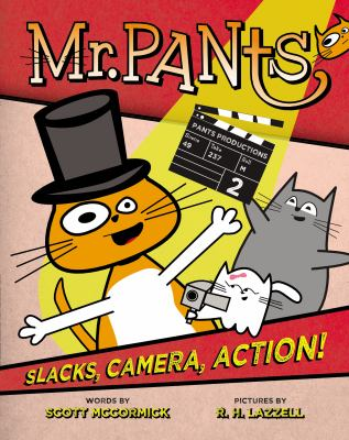 Mr. Pants : Slacks, Camera, Action!  image cover
