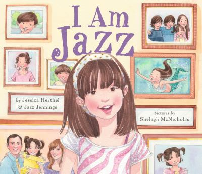 I am Jazz! image cover