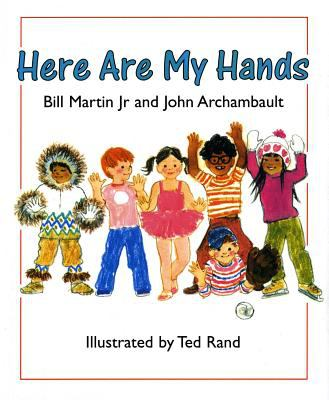 Here are my hands image cover
