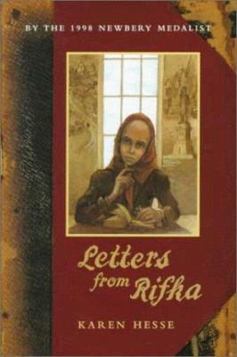 Letters from Rifka image cover