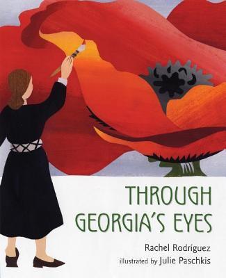 Through Georgia's Eyes image cover