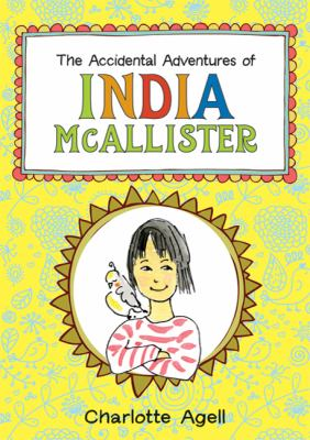 The Accidental Adventures of India McAllister image cover