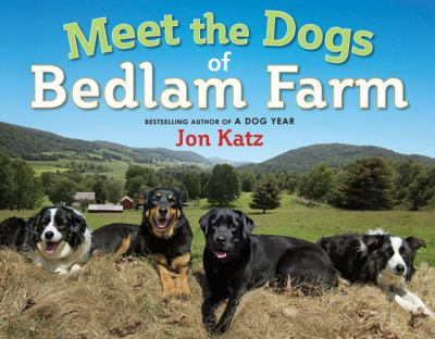 Meet the dogs of Bedlam Farm image cover