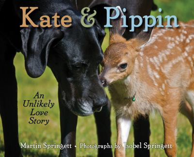 Kate & Pippin : an unlikely love story image cover