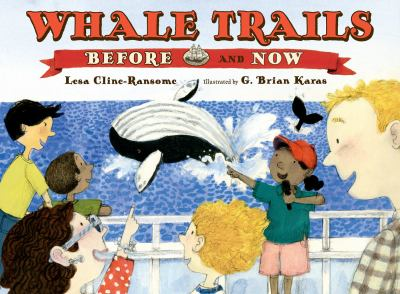 Whale Trails, Before and Now  image cover