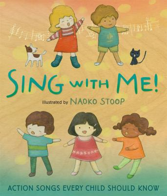 Sing With Me! image cover