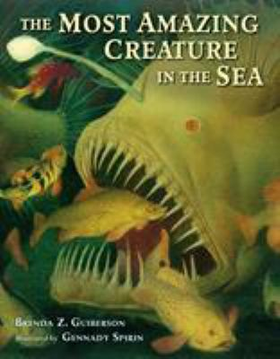 Cover image for The most amazing creature in the sea