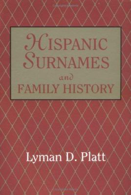 Hispanic surnames and family history image cover