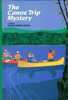 The canoe trip mystery image cover