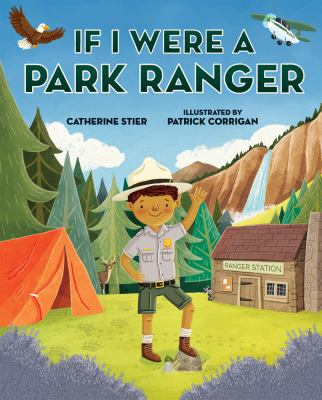 If I Were a Park Ranger image cover