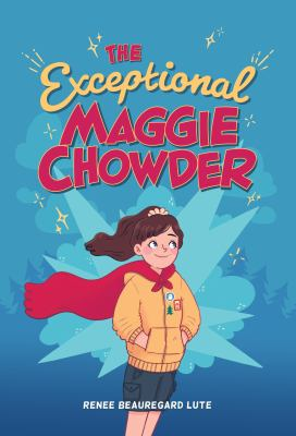The exceptional Maggie Chowder image cover