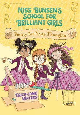 Miss Bunsen's School for Brilliant Girls: Penny for your thoughts image cover