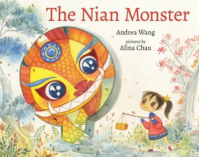 The Nian monster image cover