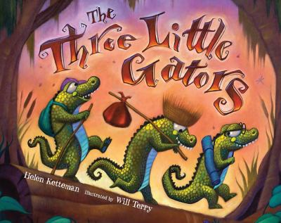 The Three Little Gators image cover