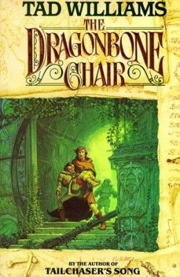 The Dragonbone Chair  image cover