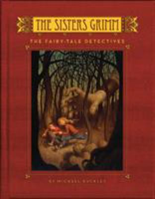 The Sisters Grimm: The Fairy-Tale Detectives  cover