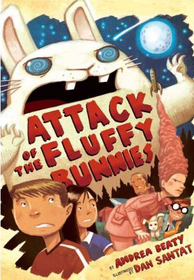 Attack of the fluffy bunnies image cover