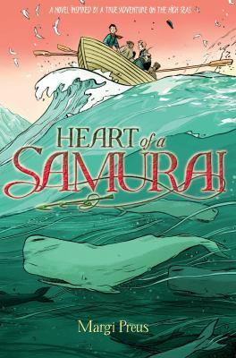Heart of a Samurai image cover