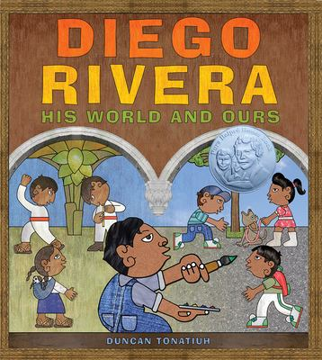 Diego Rivera: His World and Ours image cover