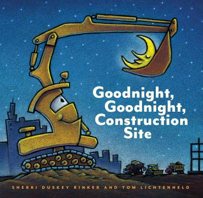 Goodnight, Goodnight, Construction Site  image cover