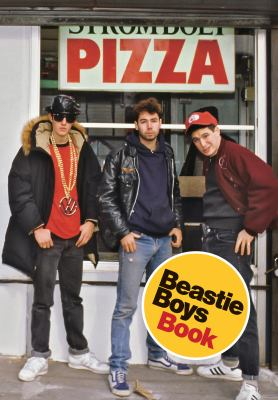 Beastie Boys Book image cover
