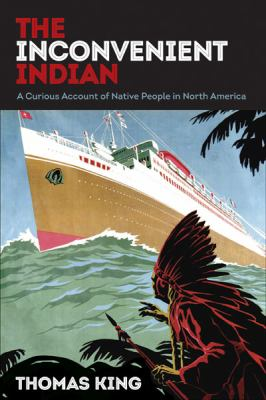 The Inconvenient Indian image cover