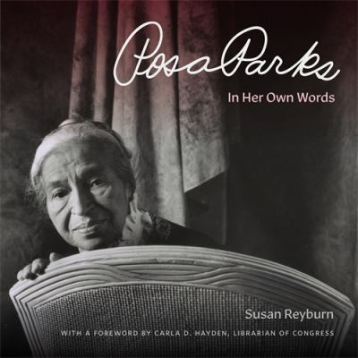 Rosa Parks : In Her Own Words image cover