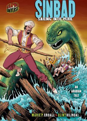 Sinbad : sailing into peril  image cover