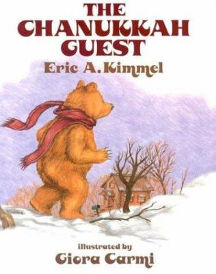 The Chanukkah Guest image cover